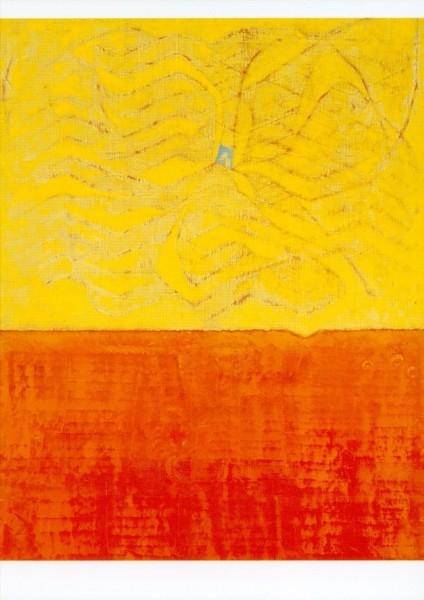 Max Ernst. Ein schöner Morgen, 1965. KK