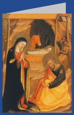 Lorenzo, Bicci. Geburt Christi. DK