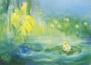Cornelia Haendler. Der Wunderfisch
