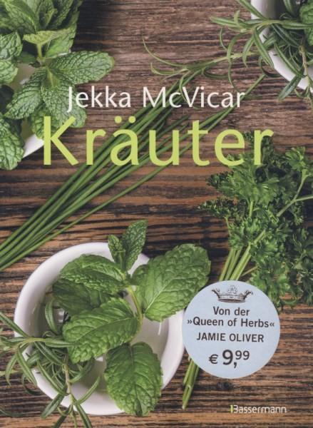 Jekka McVicar. Kräuter