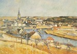 Paul Cézanne. Ile de France