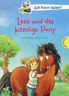 Ich kann lesen! Leni und das kitzelige Pony