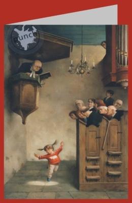 Marius van Dokkum. Tanz in der Kirche, DK