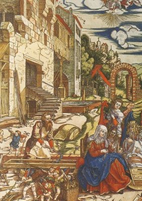 Albrecht Dürer. Buchillustrator