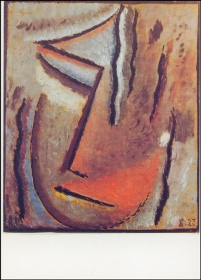Alexej von Jawlensky. Stummer Schmerz, 1927