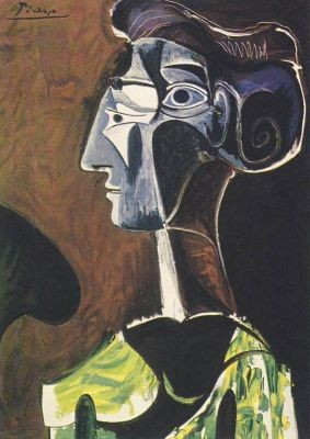 Picasso, P. Grand Profil, 1963
