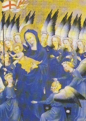 Französische Schule. Das Wilton Diptychon, ca. 1395