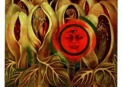 Kahlo. Sonne und Leben, 1947
