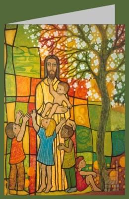 Heinen, B. Jesus, Freund der Kinder. DK