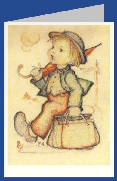 Hummel, M.I. Wanderbub, aus dem Hummmelbuch