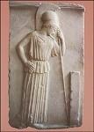 Raffael. Denkende Athena. KD