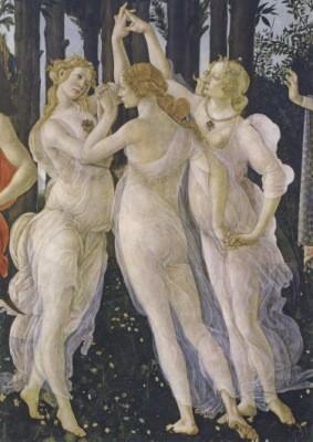 Botticelli. Primavera