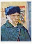 Gogh, V. Selbstbildnis des Künstlers mit abgeschnittenem Ohr