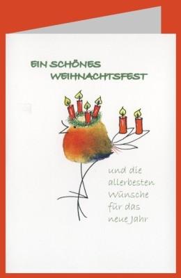 Decker, M. Ein schönes Weihnachtsfest. DK
