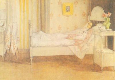 Larsson, C. Genesung, 1889. KK