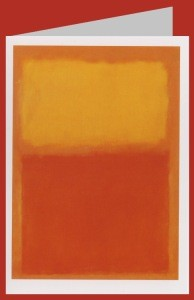 Mark Rothko. Collection of Kate