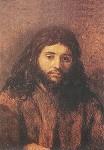 Rembrandt. Christus. KK