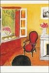 Henri Matisse. Interieur in Cibourg. KK