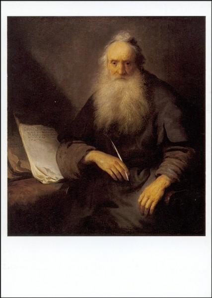 Lievens, Jan. Der Apostel Paulus, um 1629/30. KK