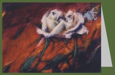 Wever, P. Zwei Rosen