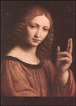 Luini, Bernardino. Segender Christus. KK